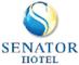 Hotel Senator nadbudowa budynków i kompleks basenów zewnętrznych z sauną