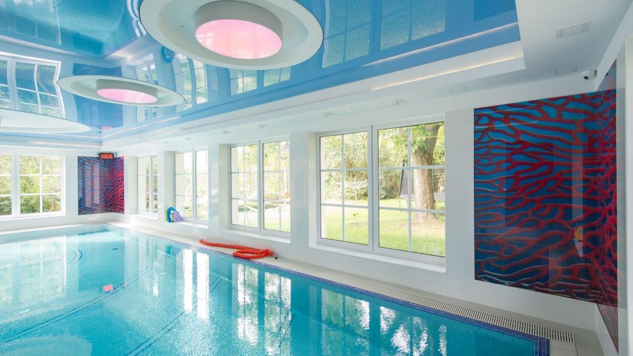basen do nauki pływania dla dzieci